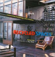 Recycled Spaces