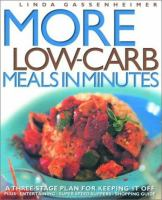 More Low-carb Meals in Minutes