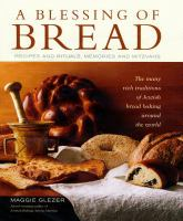 A Blessing of Bread