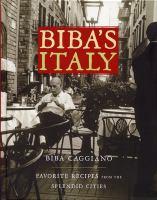 Biba's Italy