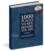 Media Cover for 1,000 Places to See Before You Die