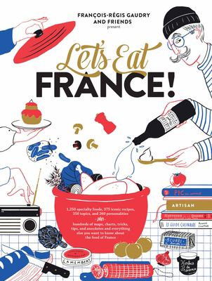 Cover image for Let's Eat France