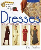 Weekend Sewer's Guide to Dresses