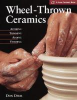 Wheel-thrown Ceramics