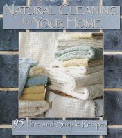 Natural Cleaning for your Home