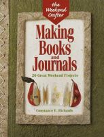 Making Books and Journals