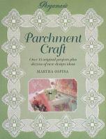 Parchment Craft