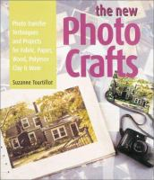 The New Photo Crafts
