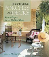 Decorating Porches And Decks