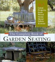 The Complete Book of Garden Seating
