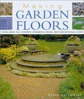 Making Garden Floors