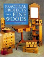 Practical Projects From Fine Woods