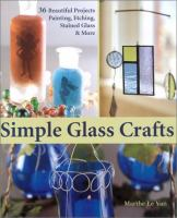 Simple Glass Crafts