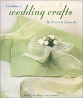 Handmade Wedding Crafts to Make & Cherish