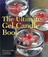 The Ultimate Gel Candle Book