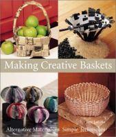 Making Creative Baskets