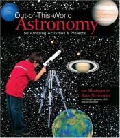 Out-of-this-world Astronomy