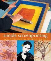 Simple Screenprinting
