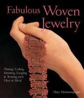 Fabulous Woven Jewelry
