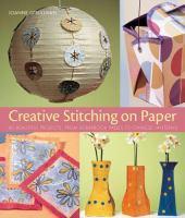 Creative Stitching on Paper