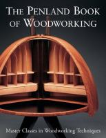 The Penland Book of Woodworking
