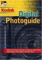 Kodak Digital Photoguide