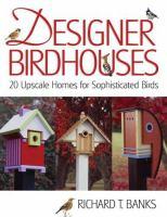 Designer Birdhouses