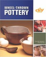Wheel-thrown Pottery