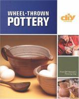 Wheel-thrown Pottery