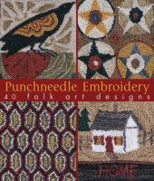 Punchneedle Embroidery