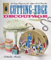 Cutting-edge Decoupage