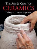 The Art & Craft of Ceramics
