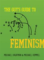 Image: The Guy's Guide to Feminism