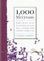 1,000 Mitzvahs