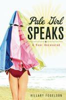 Pale Girl Speaks