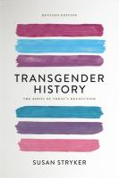 Transgender History
