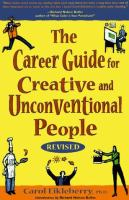 The Career Guide to Creative and Unconventional People
