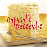 Caprial's Desserts