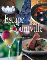 Escape to Yountville