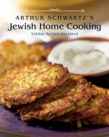 Arthur Schwartz's Jewish Home Cooking