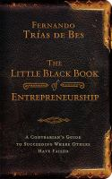 The Little Black Book of Entrepreneurship