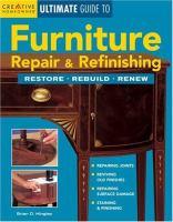 Furniture Repairing & Finishing