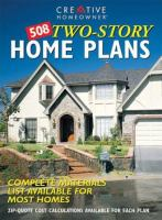 508 Two-story Home Plans