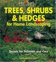 Trees, Shrubs & Hedges for Home Landscaping