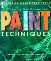 Mastering Fine Decorative Paint Techniques