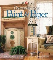 Decorating With Paint & Paper
