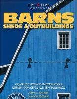 Barns, Sheds & Outbuildings