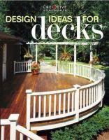 Design Ideas for Decks
