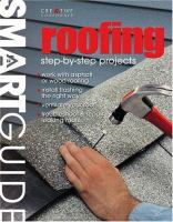 Roofing : Step-by-step Projects