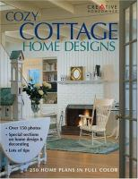 Cozy Cottage Home Designs